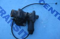 Boitier de thermostat 2.5 diesel Ford Transit 1984-1991 d'occasion